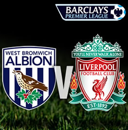 West Bromwich Albion V Liverpool FC